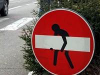 Глупые автомобильные знаки