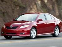 Bluetooth и штурман- новинки российской Toyota Camry