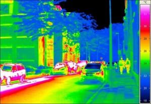 Системы ночного видения первыми внедрили Cadllac и  Lexus
