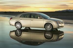 Toyota Avalon скрывают инженеры, мнение которых - это супер новый кинетический автомобиль