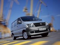 Новый микроавтобус Тoyota Hiace от автоконцерна Toyota