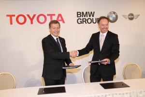 Toyota объединятся с BMW и ради чего?