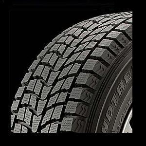 DunlopGrandtrekSJ6- качественные зимние шины