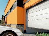 В статье рассмотрены основные типы гаражных ворот