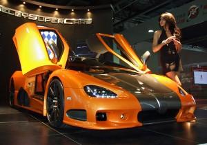 Самые быстрые автомобили- это  SSC Ultimate Aero TT и др.