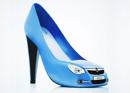 Обувь для вождения - вариант