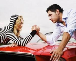 чего боится женщина за рулем: боязнь попасть в аварию, стрессы и ГИБДД