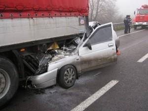 Ремень безопасности, а также подушки безопасности являются залогом безопасного автомобиля