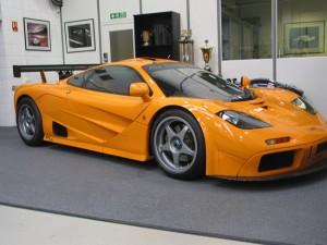 McLaren F1 входит в число самых быстрых автомобилей