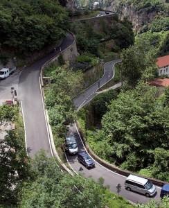 Европейские дороги: Атлантическая дорога, побережье Амальфи и Трансфэгэрашское шоссе