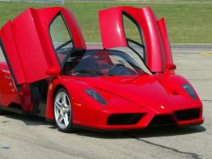 Ferrari Enzo входит в число самых быстрых автомобилей в мире