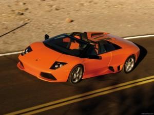 Самые быстрые автомобили в мире- Lamborghini Murcielago LP640