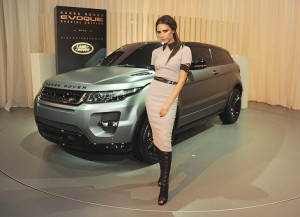 Виктория Бэкхем создала Range Rover