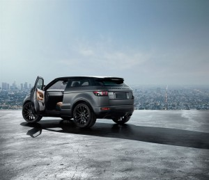 Виктория Бэкхем стала дизайнером нового кроссовера Range Rover