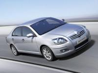 Toyota Avensis- его технические характеристики+комфорт