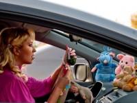 Поездка на автомобиле: типовые ошибки автоледи