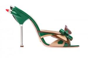 Prada предлагает новые каблуки