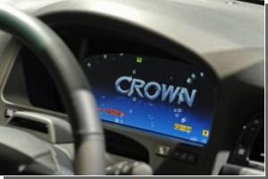 Toyota Crown появилась в продаже на рынках Японии