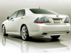 Toyota Crown тюнинг от ателье Modelista