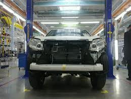 Новый тестовый завод Toyota Land Cruiser Prado в Новосибирске