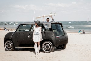 Новинка- электромобиль Тойота для тех кто предпочитает экологичность