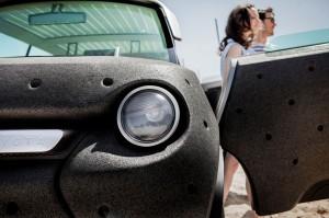 Городской электромобиль Тойота нового поколения ME.WE