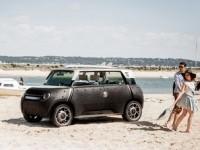 Новинка - электромобиль Тойота изготволен из полипропилена