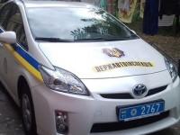 Украинская милиция будет патрулировать улицы на Toyota Prius
