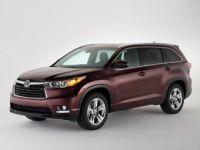 Нью-Йоркский автосалон удивил японской новинкой Toyota Highlander