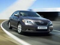 Toyota Camry вручили российскую автопремию «Золотой пегас» 2013