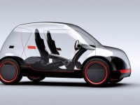 Футуристический автомобиль MOY может менять свою окраску