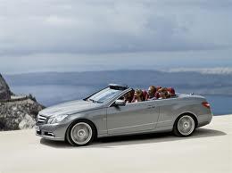 Открытый мерседес- номер восемь рейтинга женских автомобилей