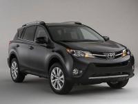 Тойота РАВ-четыре- номер четыре в рейтинге топ-10 женских автомобилей