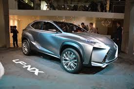 Lexus привез новый концепт кар во Франкфурт